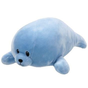 Ty Baby Seal Blue Squirt - Jouets LOL Toys
