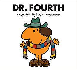 "Doctor Who Book ""Dr. Fourth"" - Jouets LOL Toys"