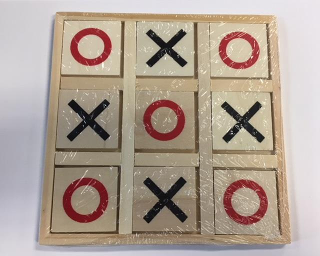 Cls Imports Wooden Tic Tac Toe Jouets Lol Toys