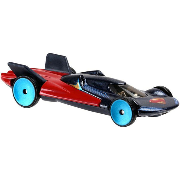 DC Hot Wheels Car Man Of Steel - Jouets LOL Toys