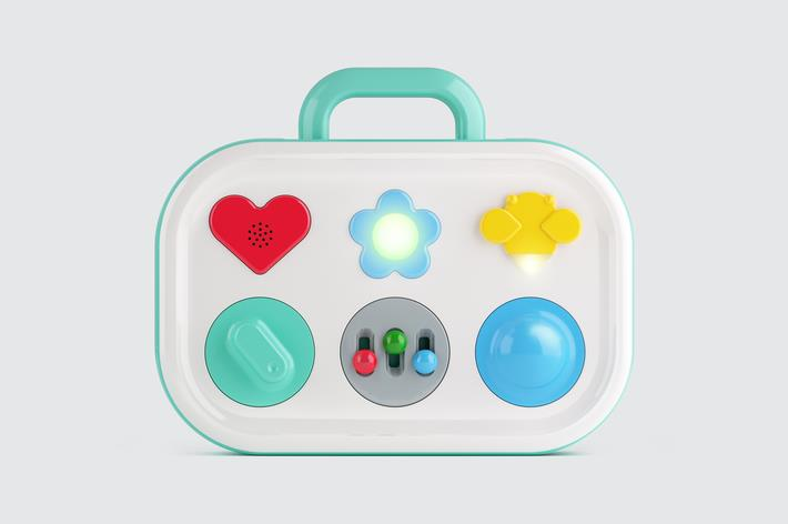 Kid-O Activity Board - Jouets LOL Toys