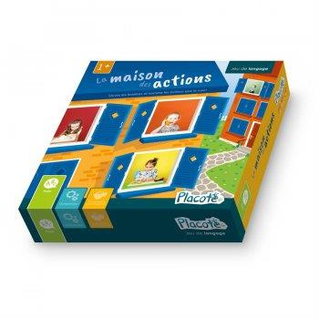 Placote The House Of Action (Eng) - Jouets LOL Toys