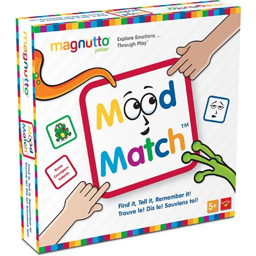 Magnutto Mood Match Game - Jouets LOL Toys