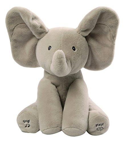 Gund Plush Flappy the Elephant (Eng) - Jouets LOL Toys