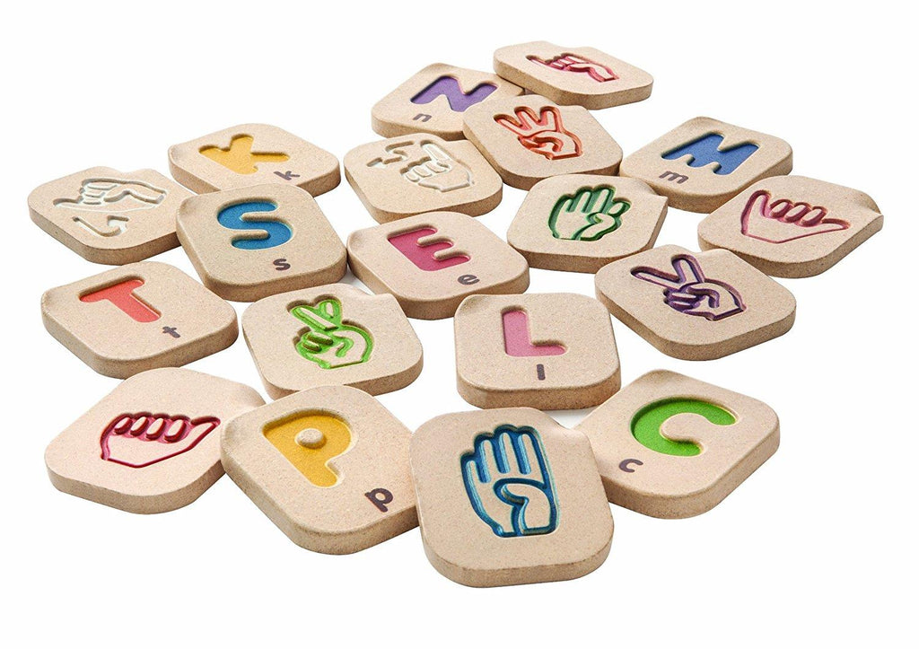 Hand Sign Alphabet A-Z- Jouets LOL Toys