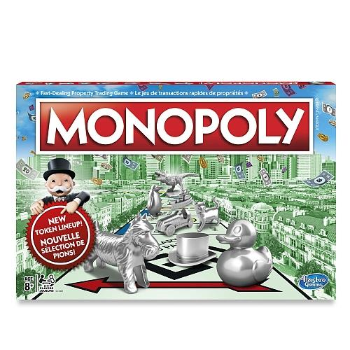 Monopoly New Token Line Up! - Jouets LOL Toys