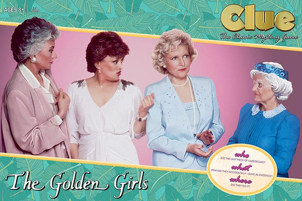 The Golden Girls Clue - Jouets LOL Toys