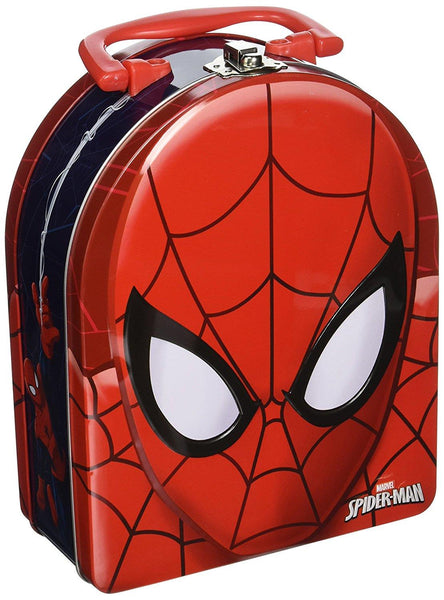 Spider-Man Tin Lunchbox - Jouets LOL Toys