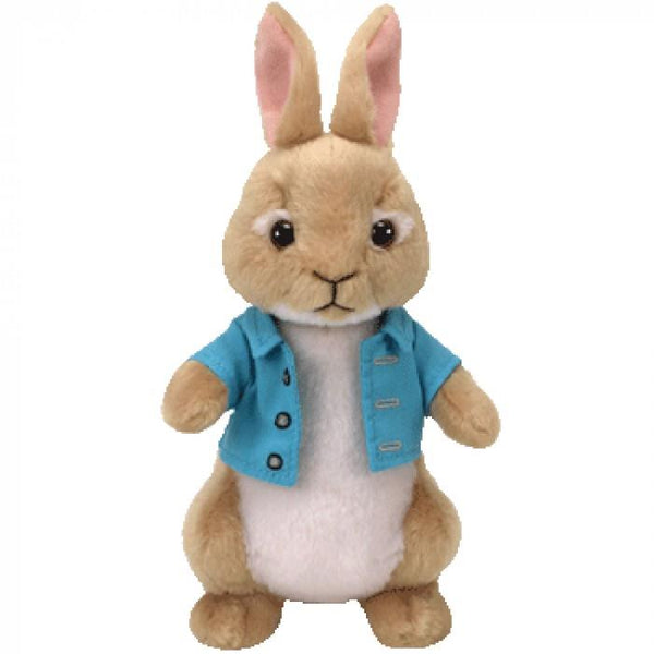 TY Peter Rabbit - Cotton Tail (Small) - Jouets LOL Toys
