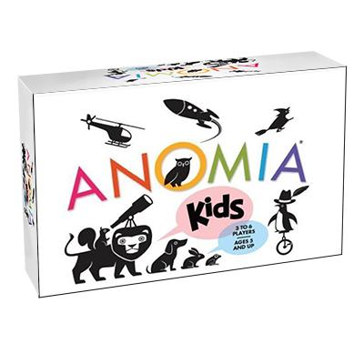 Anomia Kids Card Game - Jouets LOL Toys