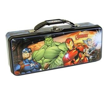 Disney Marvel Avengers Tin Pencil Case - Jouets LOL Toys