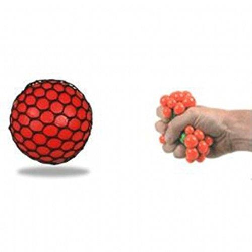 Gooey Mesh Ball (Red) - Jouets LOL Toys