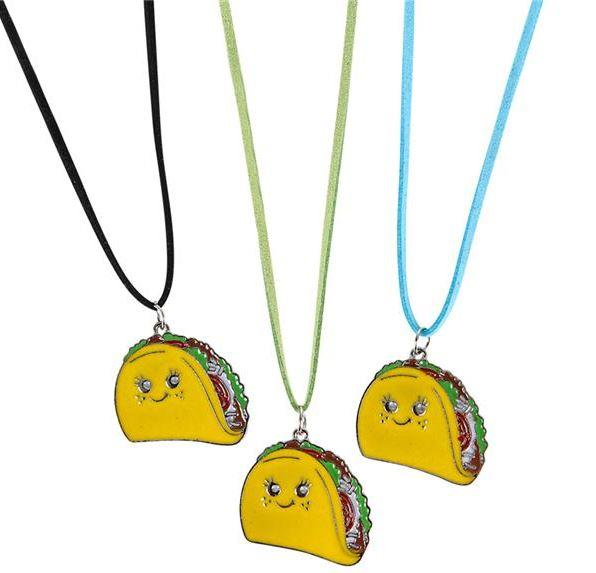 Taco Necklace - Jouets LOL Toys