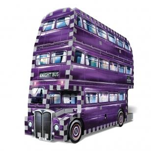 Wrebbit 3D Puzzle Harry Potter Knight Bus - Jouets LOL Toys