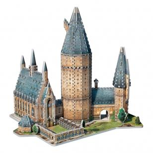 Wrebbit 3D Puzzle Harry Potter Great Hall - Jouets LOL Toys