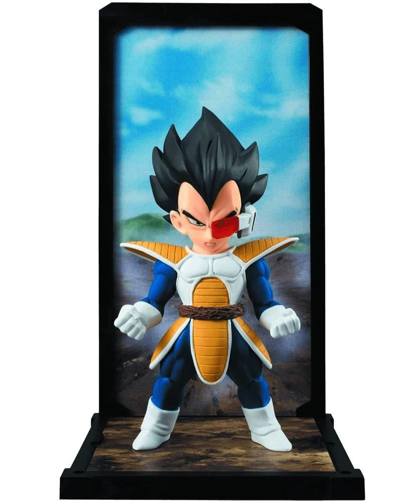 Vegeta with Scouter Figurine - Jouets LOL Toys