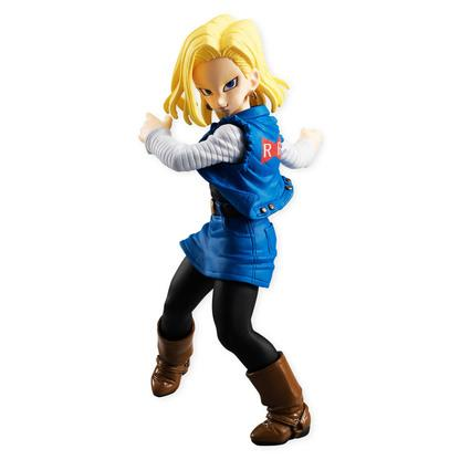 Dragon Ball Z Styling Series Android No.18 AF - Jouets LOL Toys