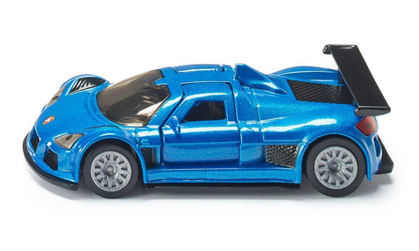 Siku Racecar Blue Gumpert Apollo - Jouets LOL Toys