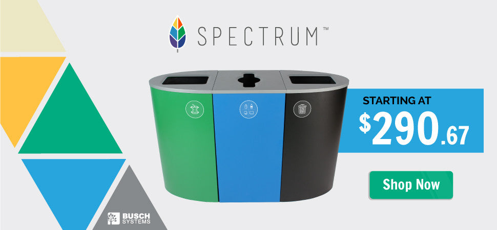 Spectrum Series Containers