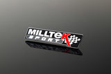 Milltek Sport Car Badge