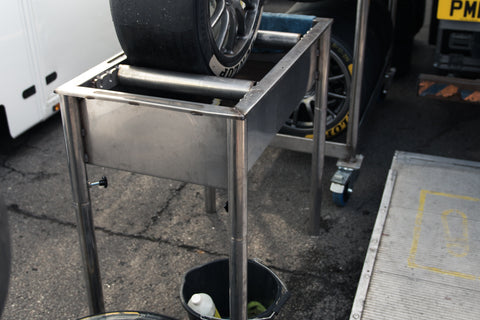 Milltek Innovation Wheel & Tyre Washing Station