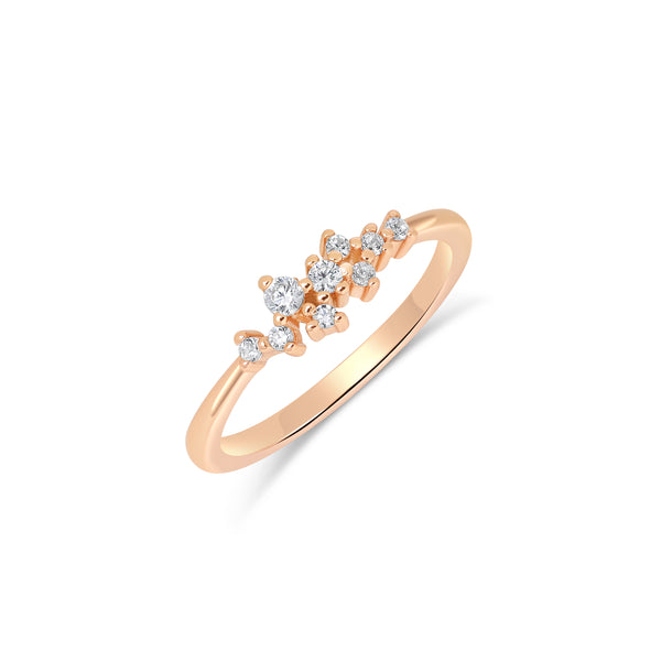 Daria Cubic Ring | Made Different Co | Singapore Personalised Jewellery