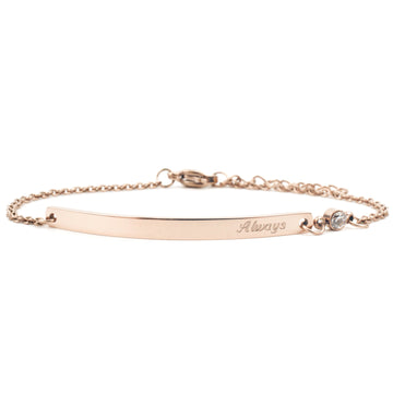 Callie Dainty Bracelet - Made Different Co Personalised Jewellery