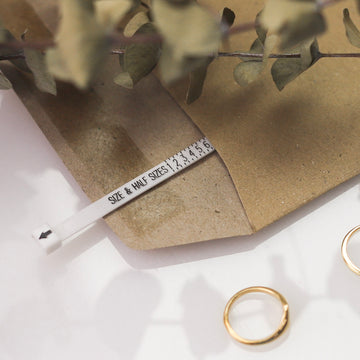 Ring Sizer - Made Different Co Personalised Jewellery