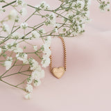Ellie Heart Bracelet | Made Different Co | Singapore Personalised Jewellery