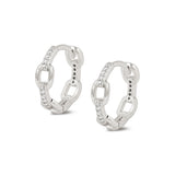 Judith Chain Hoops