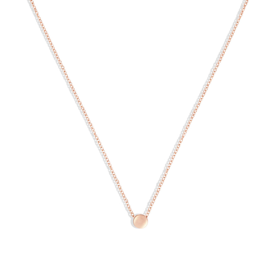 Maeve Tiny Necklace | Made Different Co | Singapore Personalised Jewellery