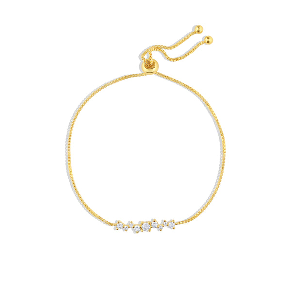 Ophelia Cubic Bracelet | Made Different Co | Singapore Personalised Jewellery