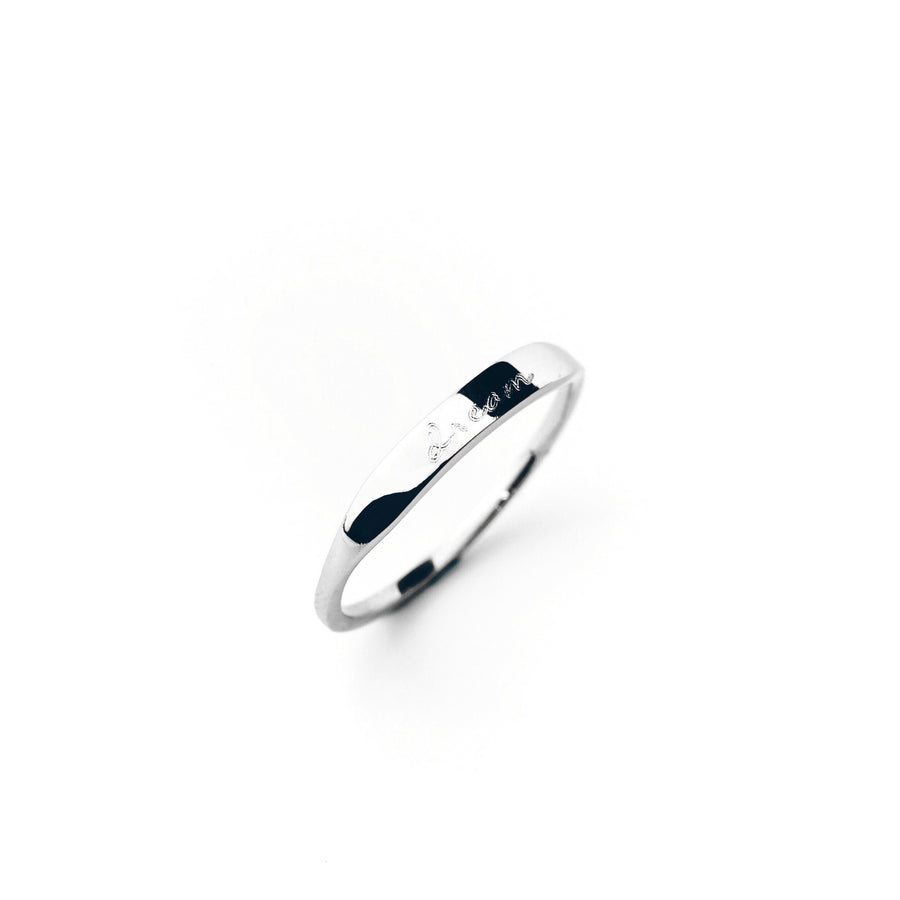 Dailyn Classic Ring - Made Different Co Personalised Jewellery