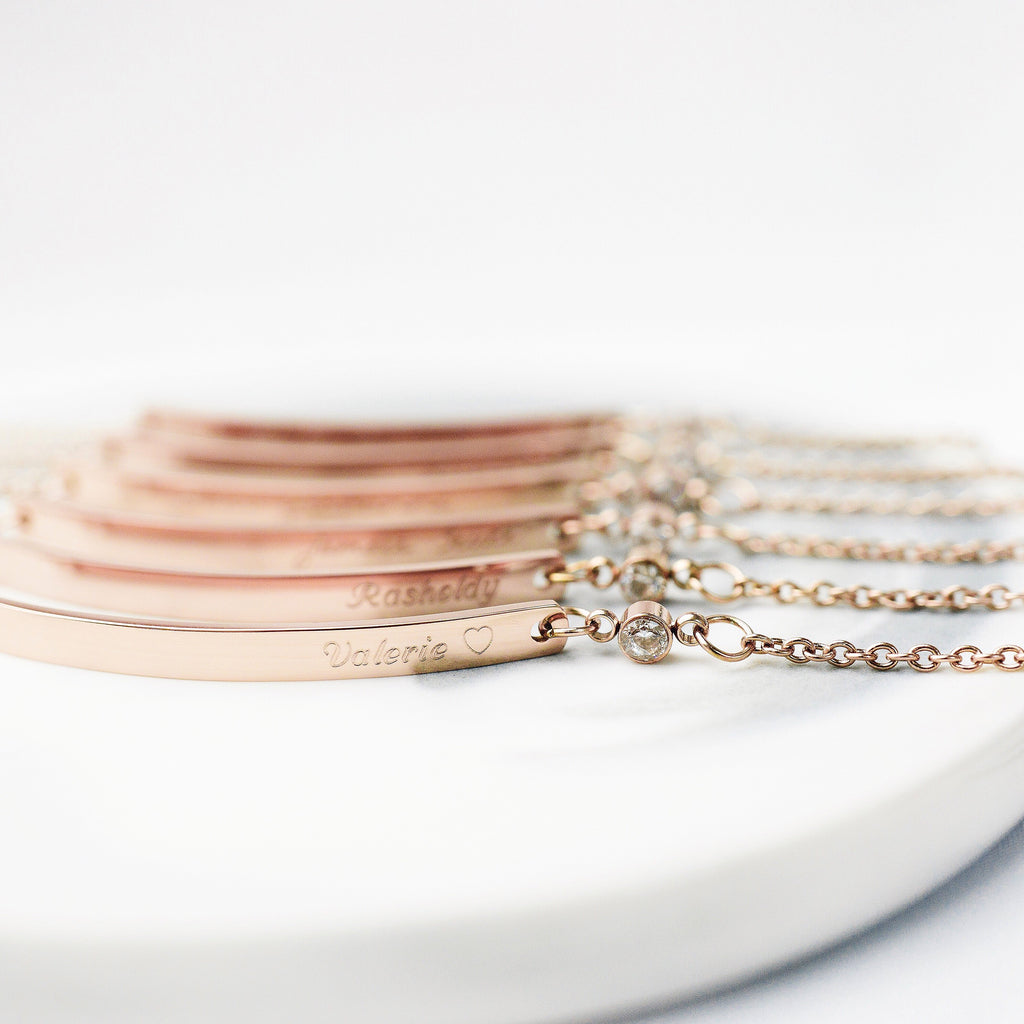 Callie Dainty Bracelet - MADEDIFFERENTCO PERSONALISED JEWELRY