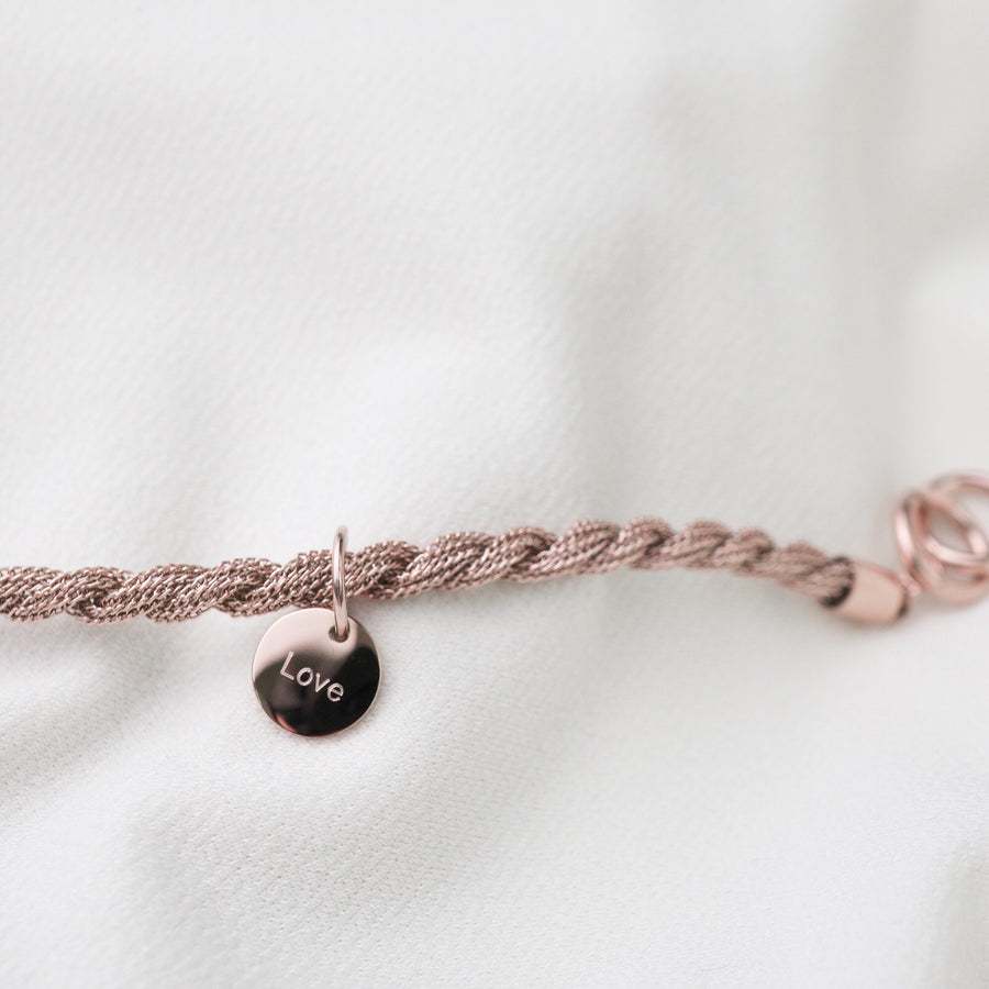 Viera Toggle Bracelet - Made Different Co Personalised Jewellery