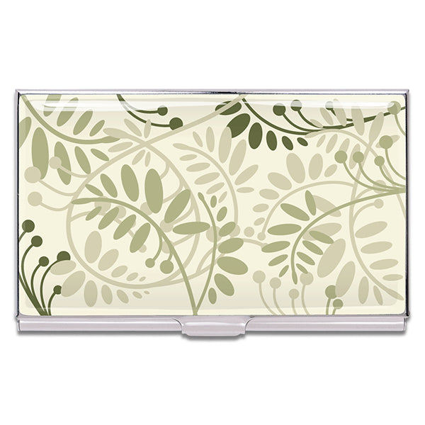 """Fern"" Card Case"