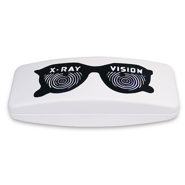 """X Ray Vision"" Eyeglass Case"