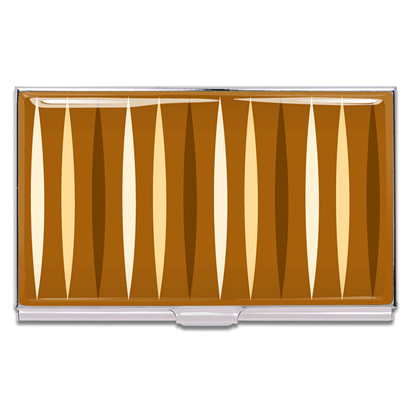 """Cafe Creme"" Card Case"