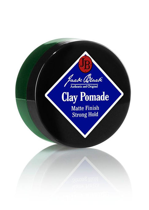 Jack Black Hair--Clay Pomade