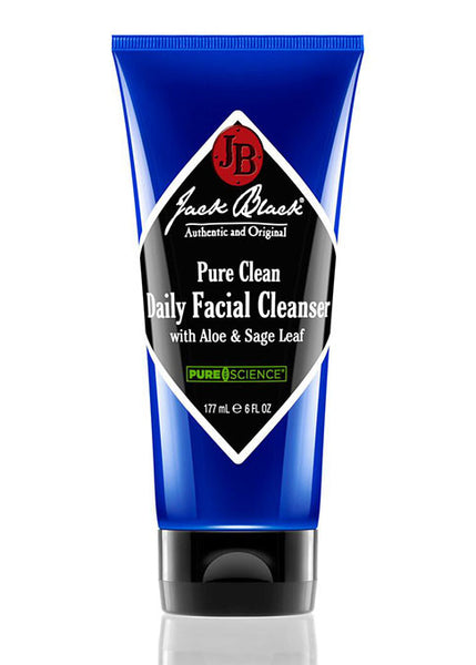 Jack Black Daily Facial Cleanser, 3oz