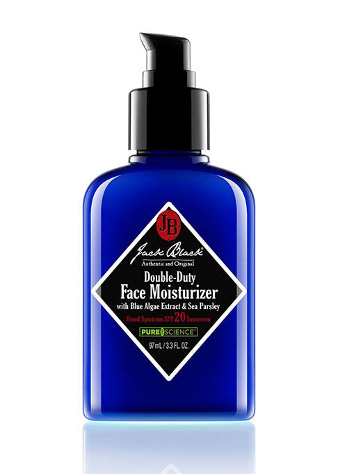Jack Black Double Duty Moisturizer, 3.3oz