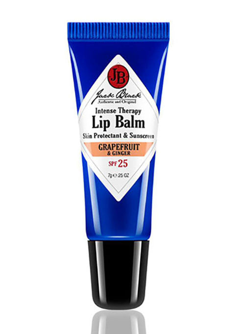 Jack Black Lip Balm-Grapefruit and Ginger
