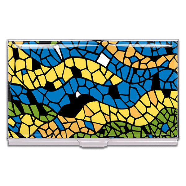 """Mosaic"" Card Case"