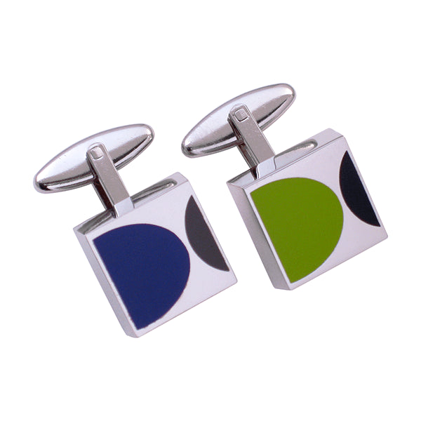 """Sculpture Garden"" Cufflinks"