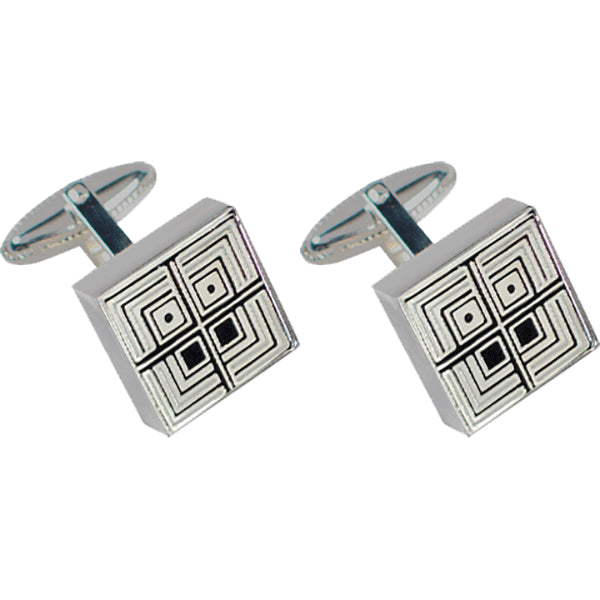 """Square Gifts"" Cufflinks"