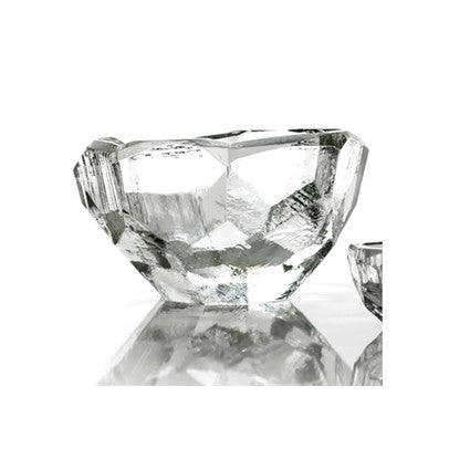 Clear Prism Bowl