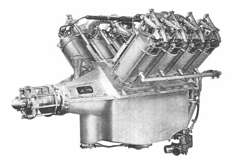 Curtiss OX-5 Engine