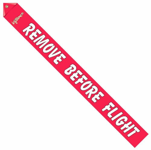 1927 Cessna Logo Remove Before Flight Streamer