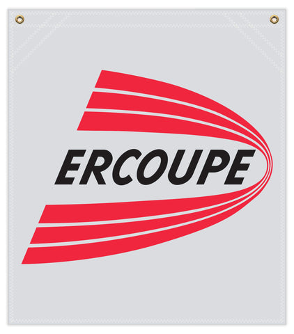 22 in. x 25 in. Ercoupe - Cotton Banner