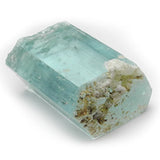Aquamrine crystal gemstone
